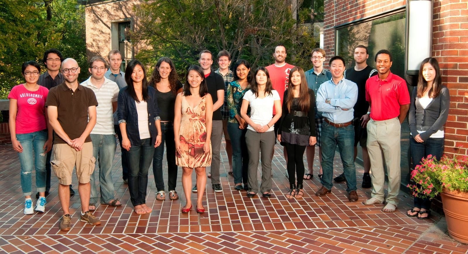 2011 Applied Economics PhD Candidates