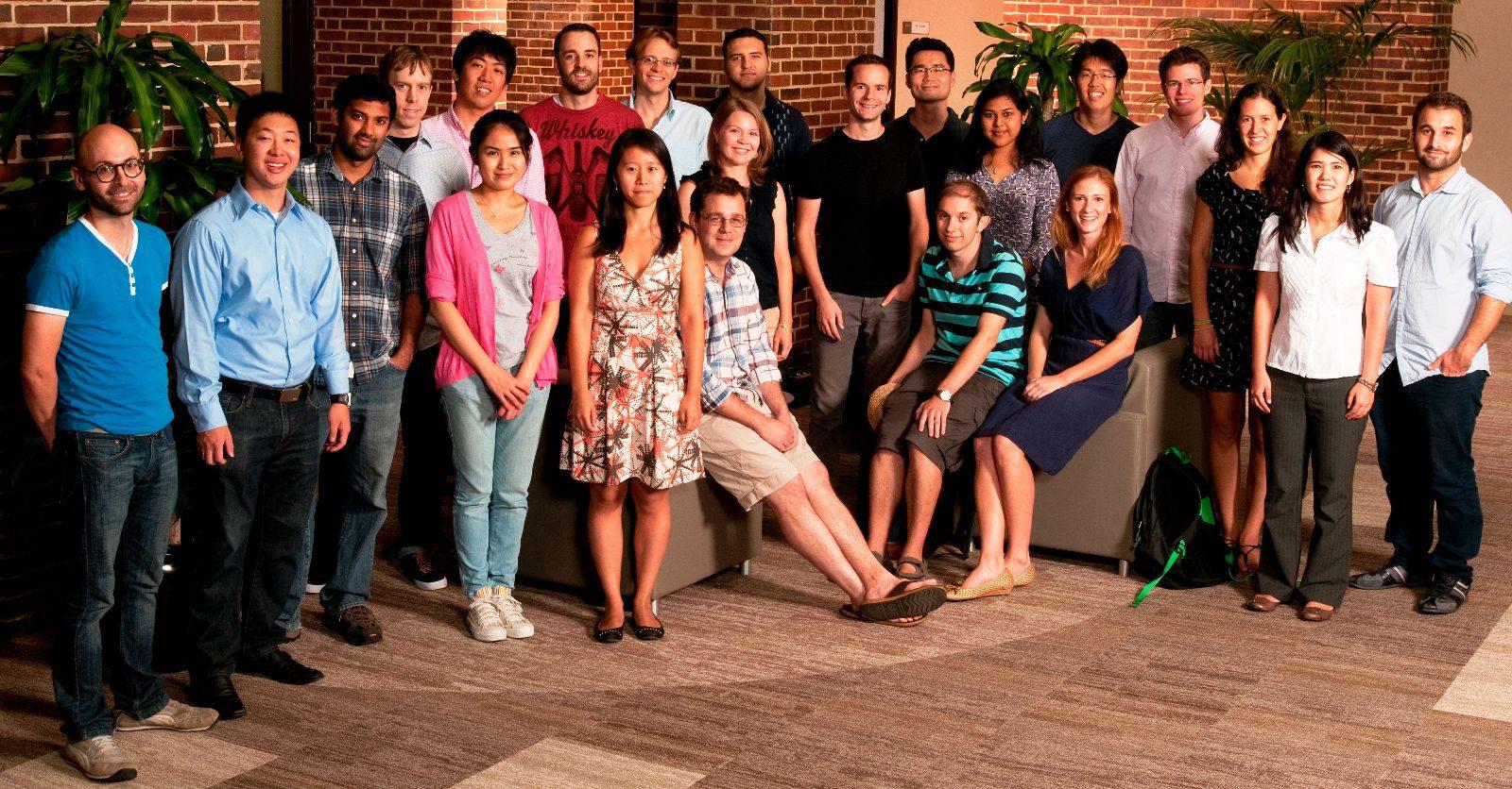 2012 Applied Economics PhD Candidates