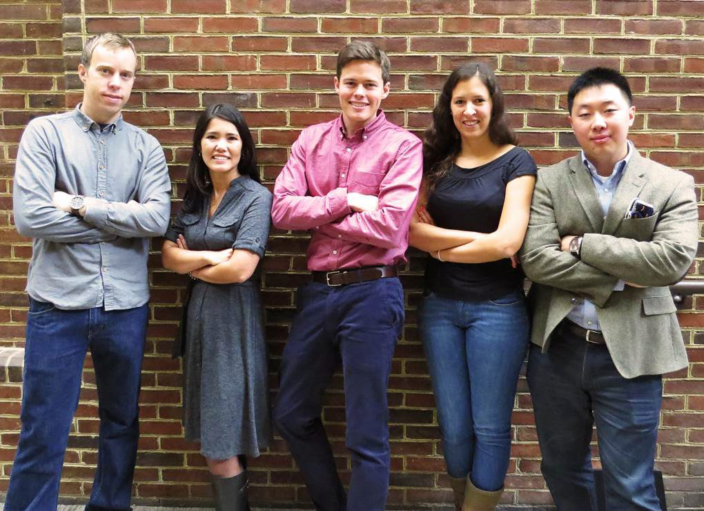 2014 Applied Economics PhD Candidates