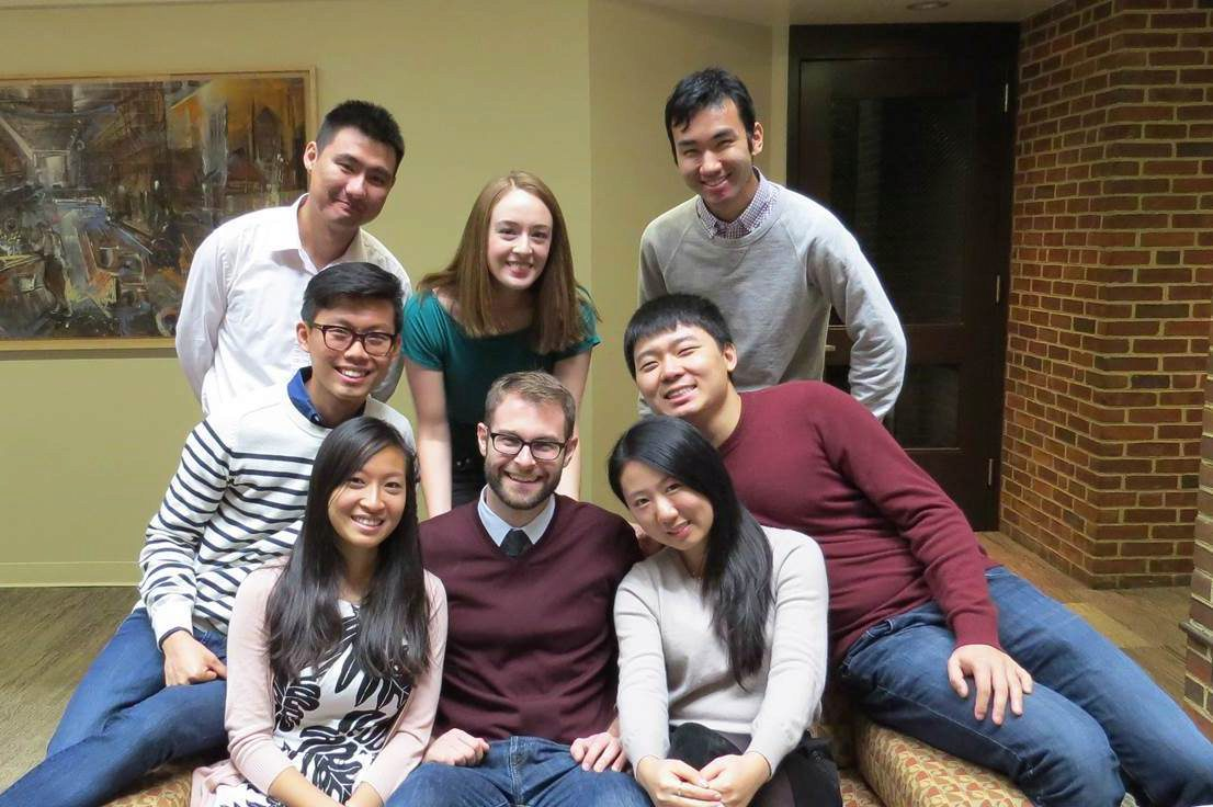 2014 Applied Economics PhD Candidates