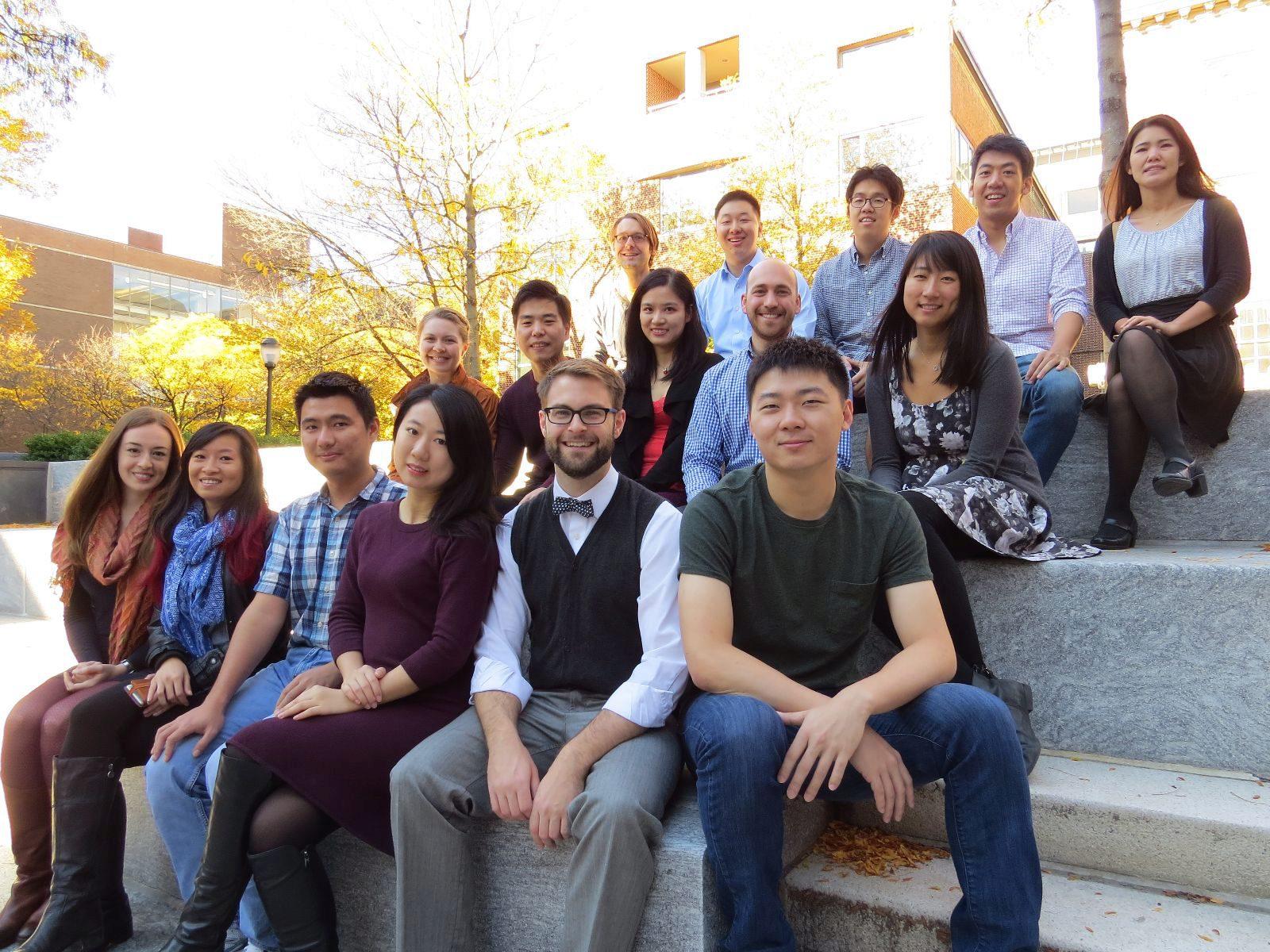 2015 Applied Economics PhD Candidates
